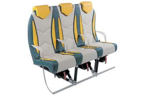 siege avion expliseat divise par trois le poids du siège avion