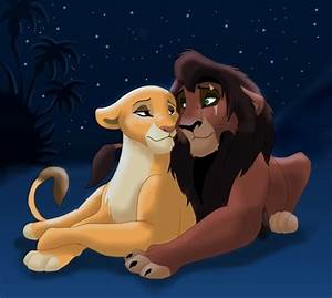 The Lion King 2:Simba's Pride images Kovu and Kiara ...