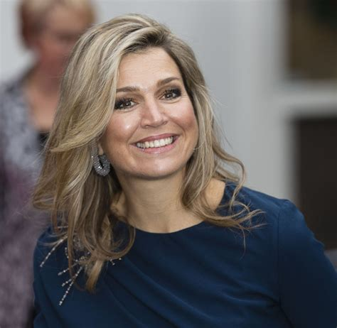 Queen Maxima - Queen Maxima Photos - Queen Maxima of the ...