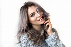 Aus Welchen Farben Mischt Man Lila : wie f rbe ich mir die haare weiss grau silber how to get white silver gray hair fashion ~ Orissabook.com Haus und Dekorationen