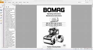 Bomag Bw141 Ad