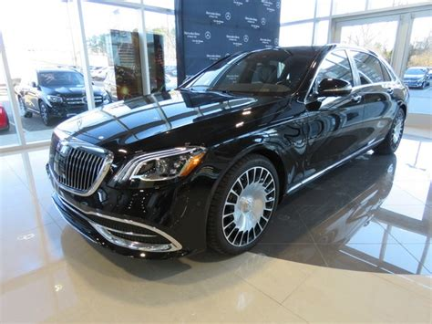 Count on exceptional service & selection. New 2020 Mercedes-Benz S-Class Maybach S 650 SEDAN in ...