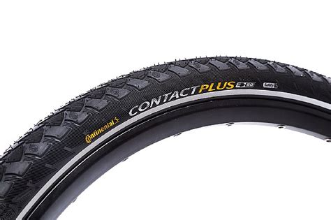 Continental Contact Plus 27.5 650b) Tire At Westernbikeworks