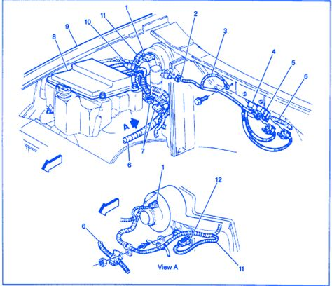 99 Gmc Sonoma Wiring Diagram by Gmc Sonoma 1999 Electrical Circuit Wiring Diagram 187 Carfusebox