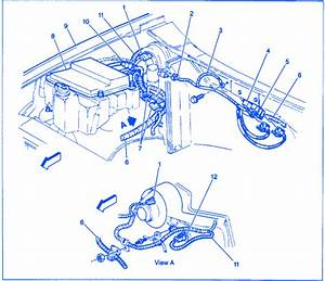Gmc Sonoma 1999 Electrical Circuit Wiring Diagram
