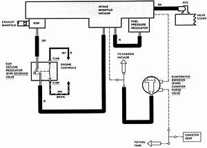 Wiring Diagram  32 2001 Ford Taurus Vacuum Hose Diagram