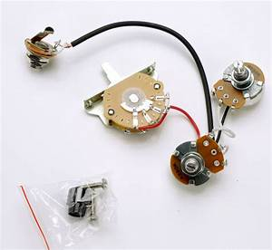 Telecaster Humbucker Complete Wiring Harness Pre