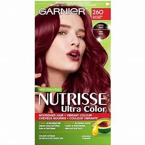 Garnier Nutrisse Ultra Color Permanent Hair Colour 260