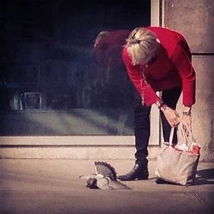 """I witnessed a random act of kindness today. 