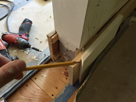 Splicing Into Existing Trim Concord Carpenter