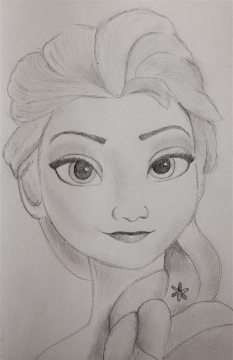 easy pencil drawings  disney princesses step  step