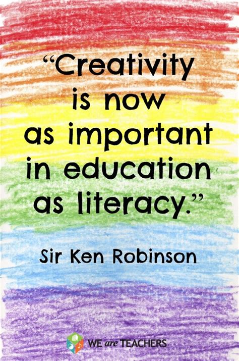 Creative Arts Education Quotes