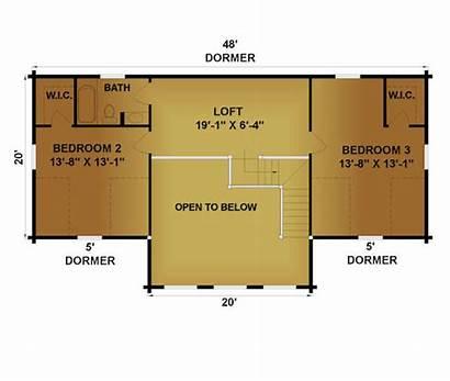 Mountaineer Ii 2nd Floor Plans