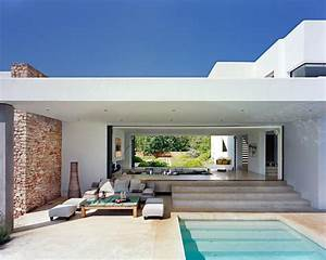 Wohnen Auf Ibiza : indoor outdoor living casa patro ibiza spain outside sights pinterest moderne ~ Markanthonyermac.com Haus und Dekorationen