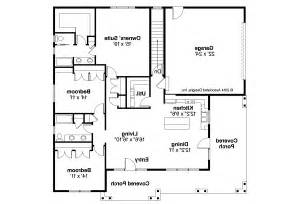 craftsman style house floor plans prairie style house plans sahalie 30 768 associated designs