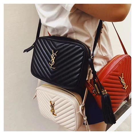 ysl lou camera bag  matelasse leather bags bag style purses fashion fashionista