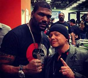PHOTO: Rey Mysterio UNMASKED with MMA Legends ...
