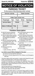 sample parking ticket template sanjonmotel With free fake parking ticket template