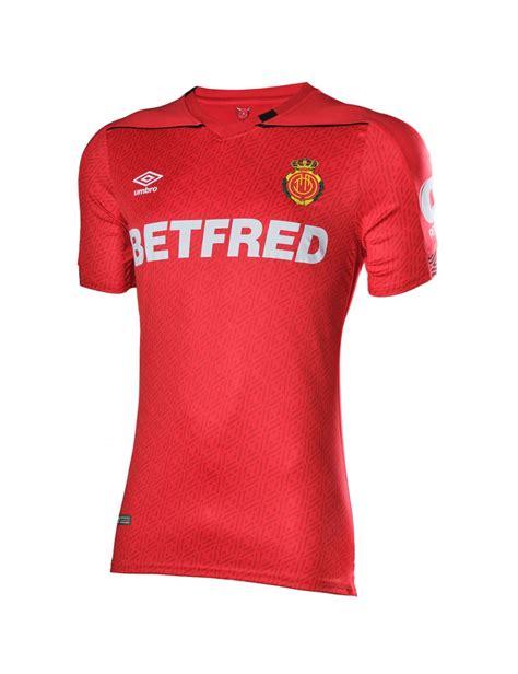 real mallorca   umbro home kit  kits football shirt blog