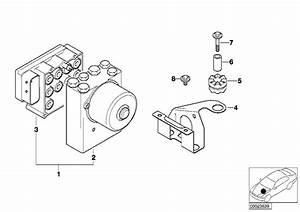 2001 Bmw Z3 Repair Kit  Control Unit Asc