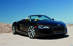 Audi R8 Spyder 2016 Wallpapers - Wallpaper Cave