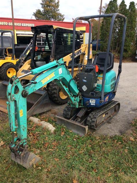 ihi mn nx track crawler mini excavator wbackfill blade sn wb reading  hours