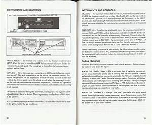 1979 Owners Guide