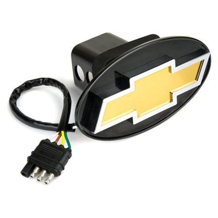 lighted hitch cover reese towpower led lighted hitch cover walmart