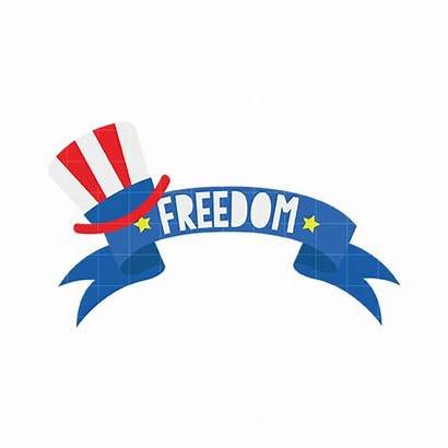 Freedom Clip Clipart Cliparts America Related American