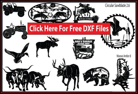 Free-dxf-files
