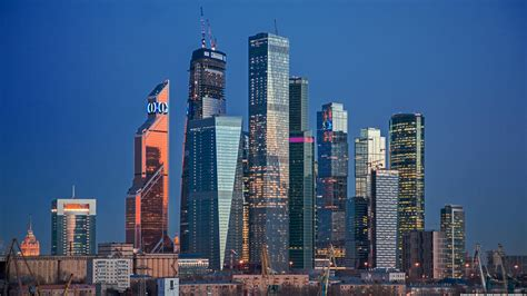 TOP 10 Tallest Buildings In Moscow Russia 2016/TOP 10