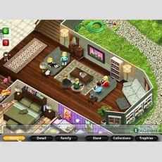 Virtual Families 3 Completed House With Families Of Eight
