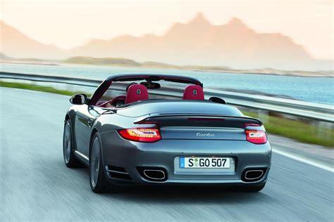 2018 Porsche 911 Turbo Picture 326739 Car Review Top