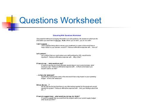 Selling Smart Workshop - Identifying Compelling Reasons ...