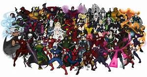 Marvel Super Heroes | Car Interior Design