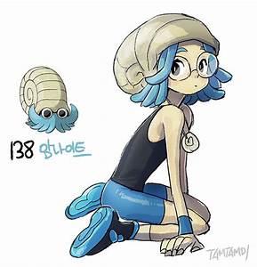 human pokemon gijinka illustrations tamtamdi
