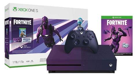 The Gradient Purple Fortnite Xbox One S Battle Royale