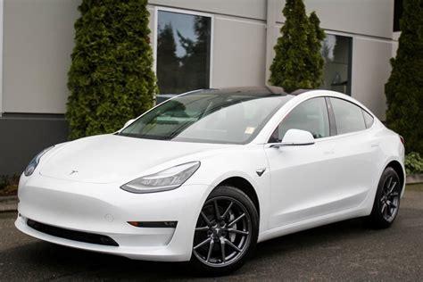 Download Tesla 3 Range 2019 Pictures