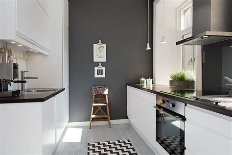 Grey And White Interior Design Inspiration From Scandinavia : La Importancia De La Distribución Del Mobiliario En La