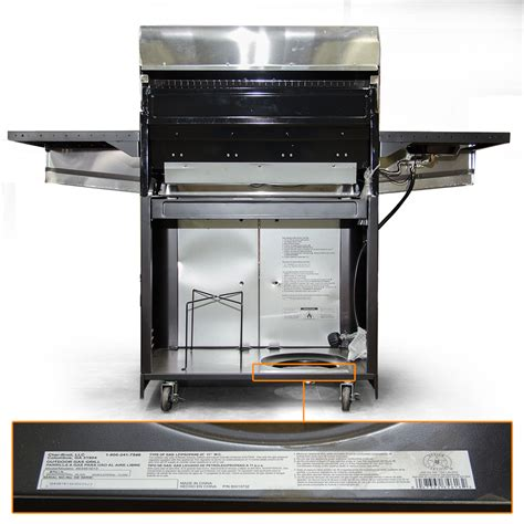 100 char broil patio bistro gas grill recall fred