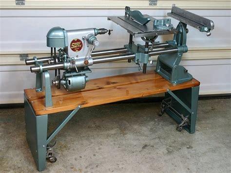 vintage shopsmith planer woodworking tools shopsmiths