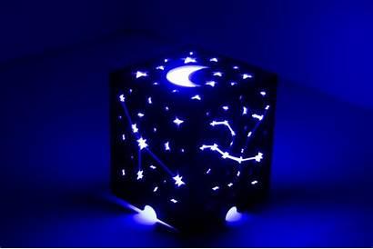 Night Sky Moon Starry Projector Stars Led