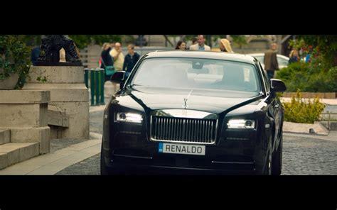 Rolls Royce Wraith Spy 2018 Movie Scenes