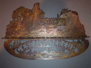 Decoupe Bois En Ligne : c 39 est l 39 empereur porte pipe mural en bois d coup grav ~ Dailycaller-alerts.com Idées de Décoration