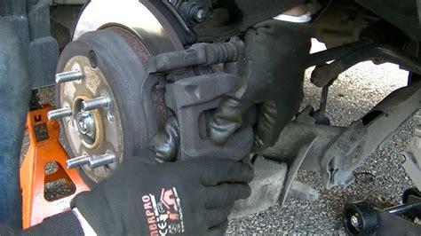 comment changer les plaquettes de frein arriere sur scenic 2 changer des plaquettes de frein arri 232 re
