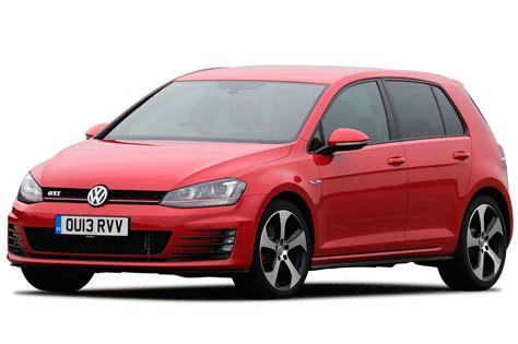 Volkswagen Golf Gti Hatchback Review Carbuyer