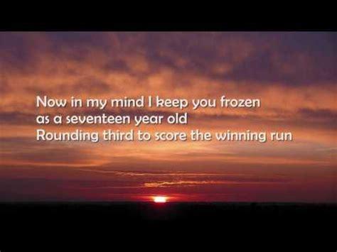 Country Song Wallpaper Lyrics