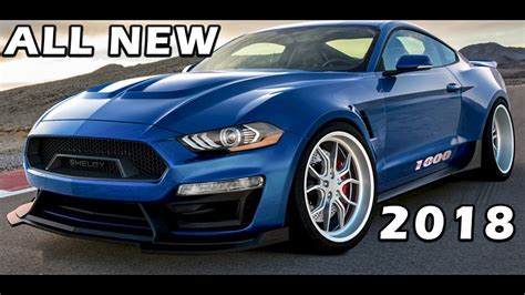 Mustang 1000 Price by All New 2018 Wide Shelby 1000 Unveil Sound