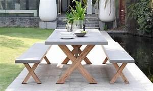 Table Et Banc De Jardin : chaise de jardin grosfillex vert ~ Melissatoandfro.com Idées de Décoration
