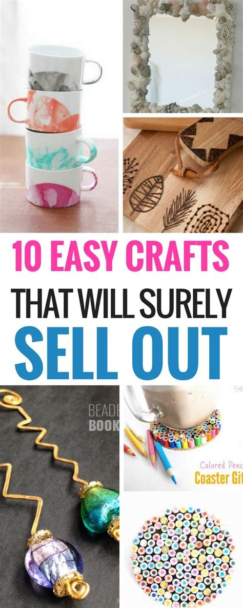 easy diy crafts   totally sell diy crafts